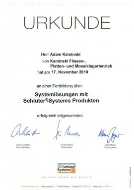 Zertifikat_Systemloesung